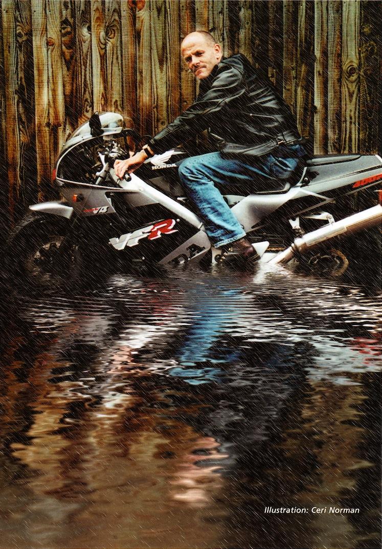 Wet Dave
