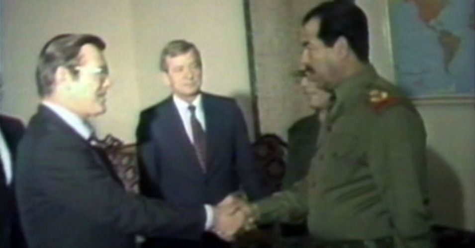 Rumsfeld & Saddam